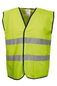 Waistcoat, Color: 55 yellow