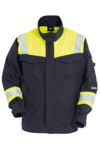 Non-metal lined FR Jacket