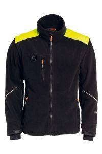 Functional Fleece Jacket with detachable sleeves